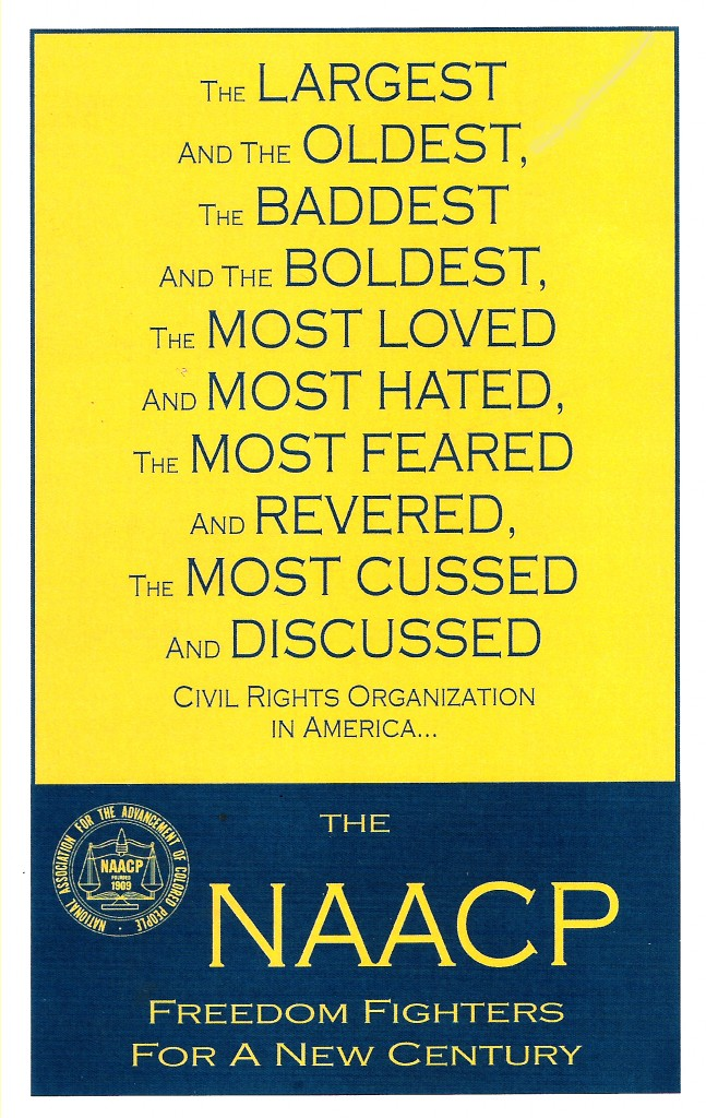 NAACP-Poster